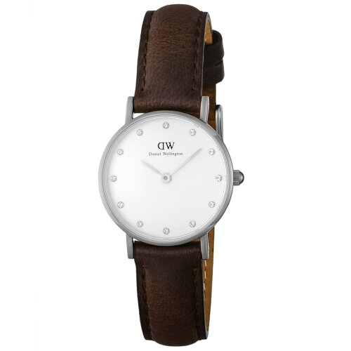 Daniel Wellington ダニエルウェリントン 腕時計 レディース 26mm DW00100070 ホワイト クラッシー