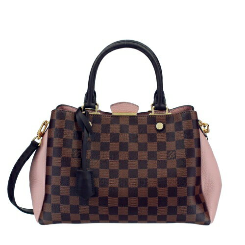 a6186621ab45 LOUIS VUITTON ルイヴィトン バッグ N41674 ダミエ ブリタニー 【送料無料】LOUIS VUITTON(ルイヴィトン) ハンドバッグ