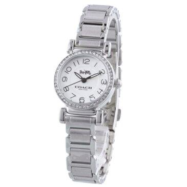 COACH コーチ 腕時計 レディース マディソン シルバー 14502851