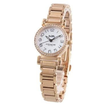COACH コーチ 腕時計 レディース マディソン シルバー 14502853