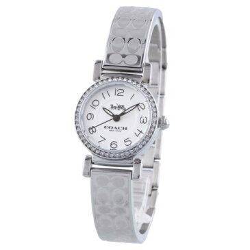 COACH コーチ 腕時計 レディース マディソン シルバー 14502870