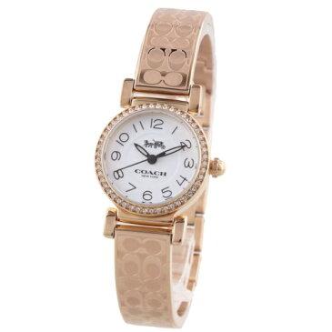 COACH コーチ 腕時計 レディース マディソン シルバー 14502872