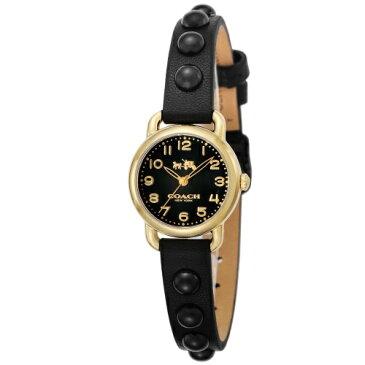 COACH コーチ 腕時計 レディース デランシー ブラック 14502352