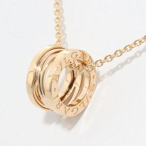 buy popular 8b900 d013f ブルガリ(BVLGARI) ピンクゴールド ネックレス・ペンダント ...