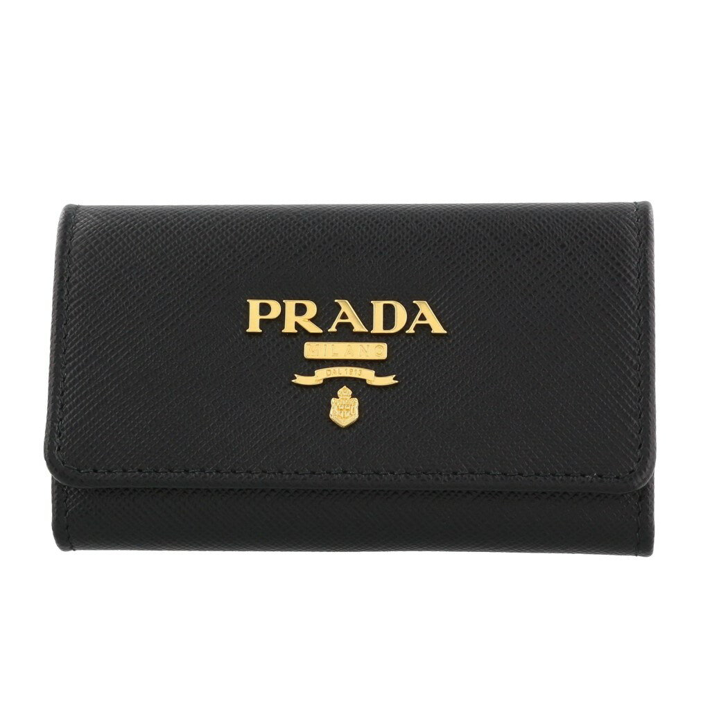 PRADAプラダキーケースレディースブラック1PG004QWAF0002NERO