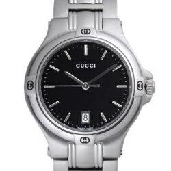 GUCCI Gucci YA090304 #9045 black mens