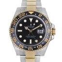 ROLEX ロレックス GMTマスター2 116713 ブラ...