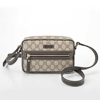 GUCCI Gucci 201447 KGDHG 9643 GG plus shoulder bag
