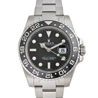 ROLEX Rolex GMT Master 2 116710LN black mens