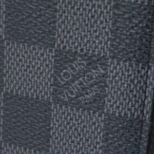 LOUISVUITTONルイヴィトン財布N63077ダミエ・グラフィットジッピー・オーガナイザー