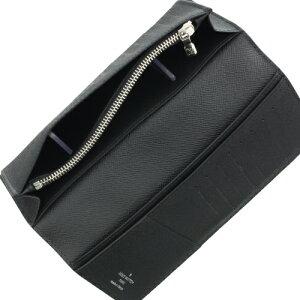 LOUISVUITTONルイヴィトンN62665グラフィットポルトフォイユ・ブラザ長財布