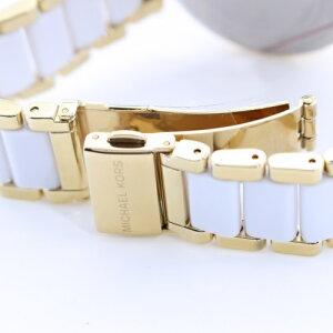 MICHAELKORSマイケルコース腕時計レディースMK6119ホワイト【mil10】
