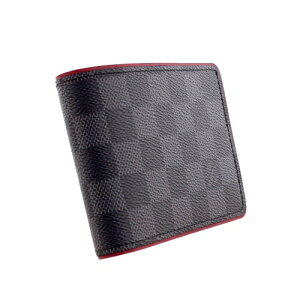 competitive price f7a24 59964 LOUIS VUITTON ルイヴィトン 財布 N63260 ダミエ·グラフィット ...