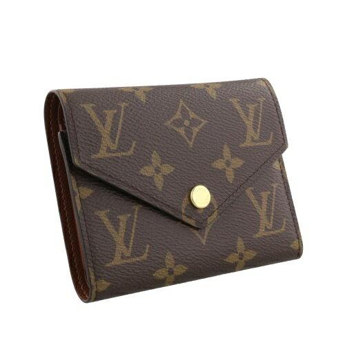 LOUIS VUITTON ルイヴィトン 三つ折り財布 モノグラム ポルトフォイユ ヴィクトリーヌ M62472