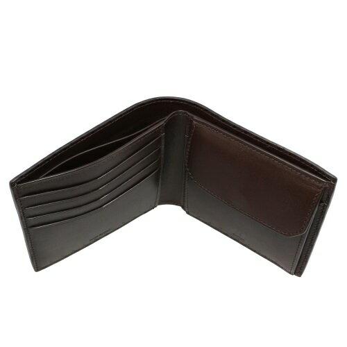 【期間限定ポイント5倍&最大3万円OFFクーポン配布中 7/2 9:59まで】dunhill ダンヒル 二つ折り財布 メンズ CHASSIS ブラック L2A232A BLACK