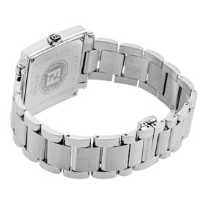 FENDIフェンディ腕時計メンズQUADOROクアドロブラックF606011000