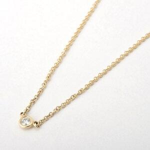 Tiffany&Co.ティファニー10769213バイザヤードダイヤ0.05ctペンダント