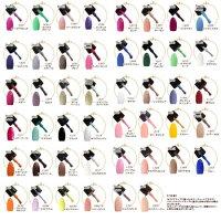 [1-20]【サンディング不要】[ポリッシュ型カラージェルネイル]カラージェル☆ポリッシュジェルポリッシュ型ジェル