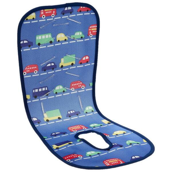 西川リビングアップリカバギーシートAPシートマット車くるま柄26×65cmApricaベビーカーハイローベッド&チェア用在庫有時