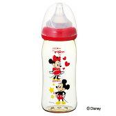 ピジョン母乳実感哺乳びん(プラスチック製ディズニー柄)240mlpigeon哺乳瓶