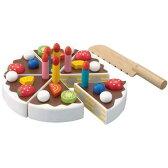 【送料無料】エド・インター職人さんごっこたのしいケーキ職人ままごとセット誕生祝出産祝プレゼント木製おもちゃ