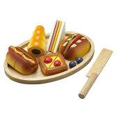 【送料無料】エド・インター職人さんごっこパン職人ままごとセット誕生祝出産祝プレゼント木製おもちゃ