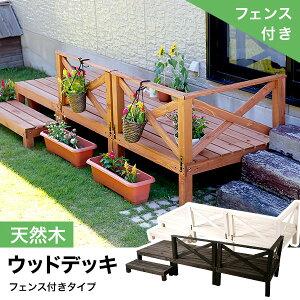 フェンス ガーデン ステップ 組み換え