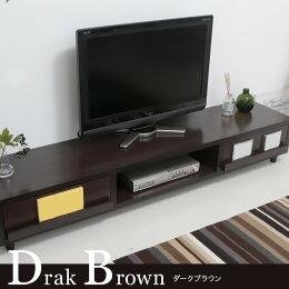 テレビ台ローボード幅180cm木製テレビ台TV台
