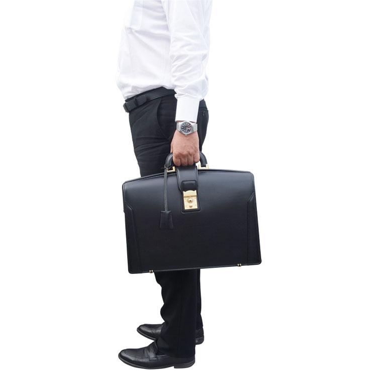 PID公式 ピー・アイ・ディー メンズ ビジネスバッグ ブリーフケース ダレスバッグ 革 本革 本皮 レザー プレゼント ギフト 通勤 通学  25962