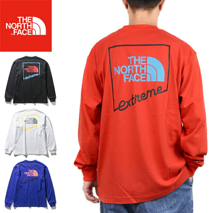 トップス, Tシャツ・カットソー THE NORTH FACE NT32032LS EXTREME TEE T T 90s 4