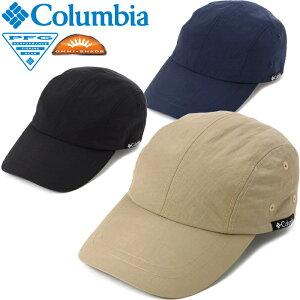 コロンビア Columbia PU5536 WILD FEE PFG LONG BILL CAP ワイルドフィー PFG ロングビル キャップ ジェット キャンプ アウトドア スポーツ メンズ レディース UVカット 撥水 撥油 吸湿 速乾 透湿 ルアー 釣り 帽子 3カラー 国内正規 2021SS 20%OFF セール
