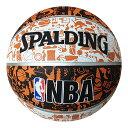 【送料無料】SPALDING(スポルディング)バスケットボール グラフィティ 73-722Z 【楽天最安値に挑戦】