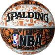 【送料無料】SPALDING(スポルディング) バスケットボール グラフィティ 5 83-360J【楽天最安値に挑戦】