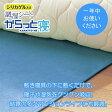 【送料無料】西川リビング 【からっと寝】調湿・除湿マット からっと快適シート セミダブルサイズ ブルー(23) (1319-04229)