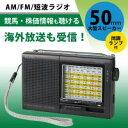ELPA(エルパ) AM・FM短波ラジオ アナログ表示 ER-C54T 1828800