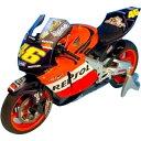 ツインリンクもてぎ限定 HONDA RC211V 2003 V.Rossi(REPSOL) 日本GP仕様 1/12スケール TRM12002VR