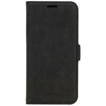 Style Natural iPhone 12Pro/12 専用手帳型スマホケース iP20_61-VS03 ブラック