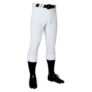デサント(DESCENTE) ユニフィットパンツプラス レギュラーフィットパンツ (野球) DB1119P Sホワイト O