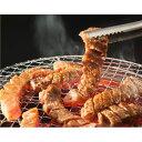 亀山社中 タレ漬け焼肉・BBQセット 華咲きハラミ&華咲きひとくち牛モモ 3.78kg 3