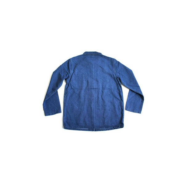 アメリカ軍 デニムジャケット/スーベニアジャケット  JJ151YNE M デニム刺繍