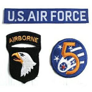 """アメリカ軍 OG-107 ファティーグシャツ/半袖  柄/柄/AIR FORCE """"B"""""""