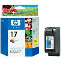 (業務用5セット)HPインクカートリッジHP17C6625Aカラー【×5セット】