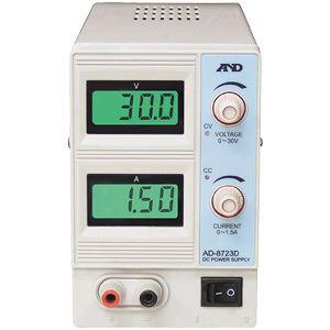 高品質の激安 A&D エーアンドデイ 電子計測機器 直流安定化電源 30V 1.5A AD-8723D, 最終決算 6958754a