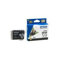 (業務用50セット)エプソンEPSONインクカートリッジICBK59×50セット