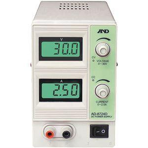スーパーセール期間限定 A&D エーアンドデイ 電子計測機器 直流安定化電源 30V 2.5A AD-8724D, CROOTA SHOP HAMAFU INC. 933825fb