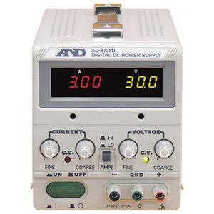 日本初の A&D エーアンドデイ 電子計測機器 直流安定化電源 30V 3A AD-8735D, 鹿部町 5ce9a0b1