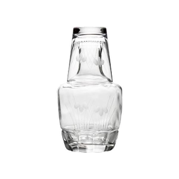 (業務用セット) 冠水瓶 あやめ切子 60-77 1個入