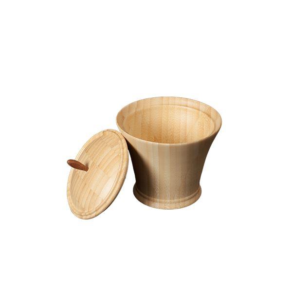 RIVERET(リヴェレット) 竹製 シュガーポット RV-501