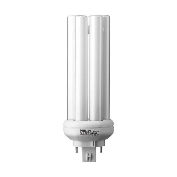 (まとめ) フィリップス コンパクト形蛍光ランプ 42W形 昼白色 PL-T42W/850/4P 1個 【×3セット】