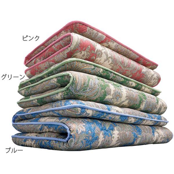 腰にやさしい 敷布団/寝具【シングル 3色組】 オンライン 日本 ...